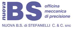 Nuova BS Officina Meccanica di Precisione Logo